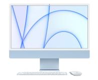 Apple iMac 24 M1/8GB/512/MacOS Retina 4,5K Blue - 648877 - zdjęcie 1