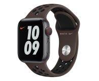 Apple Pasek Sportowy Nike do Apple Watch Iron / Black - 648817 - zdjęcie 1