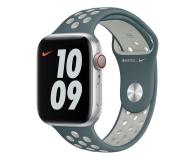 Apple Pasek Sportowy Nike do Apple Watch Hasta / Silver - 648818 - zdjęcie 1