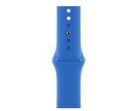 Apple Pasek Sportowy do Apple Watch adriatycki błękit - 648831 - zdjęcie 2