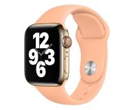 Apple Pasek Sportowy do Apple Watch melonowy - 648832 - zdjęcie 1