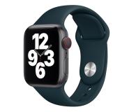 Apple Pasek Sportowy do Apple Watch malachitowy - 648833 - zdjęcie 1
