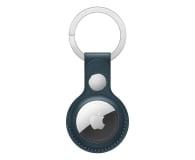 Apple Skórzany brelok do AirTag bałtycki błękit - 648803 - zdjęcie 1