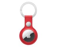 Apple Skórzany brelok do AirTag czerwony - 648805 - zdjęcie 1