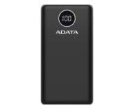 ADATA Power Bank P20000QCD 20000mAh czarny - 645542 - zdjęcie 1