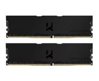 GOODRAM 32GB (2x16GB) 3600MHz CL18 IRDM PRO Deep Black - 647620 - zdjęcie 1