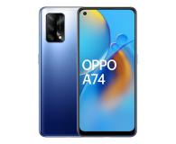 OPPO A74 4/128GB Midnight Blue - 650222 - zdjęcie 1