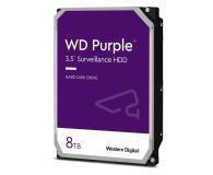 WD PURPLE 8TB 7200obr. 256MB CMR - 582631 - zdjęcie 2