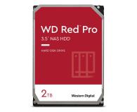 WD RED PRO 2TB 7200obr. 64MB CMR - 314398 - zdjęcie 1