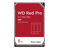 WD RED PRO 8TB 7200obr. 256MB CMR - 429612 - zdjęcie 1