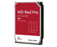 WD RED PRO 8TB 7200obr. 256MB CMR - 429612 - zdjęcie 2