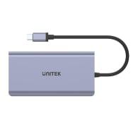 USB-C - 2x USB 3.1, HDMI, DP, RJ-45, czytnik SD