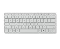 Microsoft Bluetooth Compact Keyboard Glacier - 647758 - zdjęcie 1