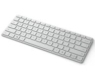 Microsoft Bluetooth Compact Keyboard Glacier - 647758 - zdjęcie 2