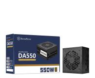 SilverStone DA550 550W 80 Plus Gold - 648162 - zdjęcie 1