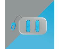 Skullcandy Dime True Wireless Szaro-błękitne - 653862 - zdjęcie 6