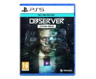 PlayStation Observer: System Redux Day One Edition - 655045 - zdjęcie 1