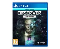 PlayStation Observer: System Redux Day One Edition - 655044 - zdjęcie 1