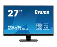 iiyama E2791HSU-B1 - 655789 - zdjęcie 1