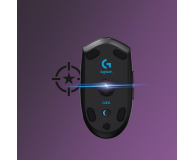 Logitech G305 LIGHTSPEED blue  - 597362 - zdjęcie 7