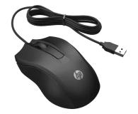 HP Wired Mouse 100 - 651105 - zdjęcie 1