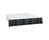 Synology RS2421+ RACK (12xHDD, 4x2.2GHz, 4GB, 2xUSB, 4xLAN) - 656762 - zdjęcie 2