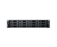 Synology RS2421+ RACK (12xHDD, 4x2.2GHz, 4GB, 2xUSB, 4xLAN) - 656762 - zdjęcie 1