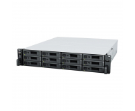 Synology RS2421+ RACK (12xHDD, 4x2.2GHz, 4GB, 2xUSB, 4xLAN) - 656762 - zdjęcie 3