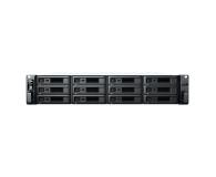 Synology RS2421RP+ RACK (12xHDD, 4x2.2GHz, 4GB,2xUSB,4xLAN) - 656765 - zdjęcie 1
