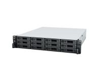 Synology RS2421RP+ RACK (12xHDD, 4x2.2GHz, 4GB,2xUSB,4xLAN) - 656765 - zdjęcie 3