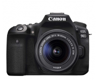 Canon EOS 90D+ EF-S 18-55mm F4-5.6 IS STM - 646515 - zdjęcie 1