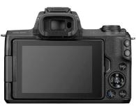 Canon EOS M50 czarny+ M15-45mm F3.5-6.3 IS STM+ M22mm - 646537 - zdjęcie 5