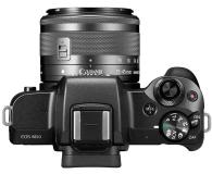 Canon EOS M50 czarny+ M15-45mm F3.5-6.3 IS STM+ M22mm - 646537 - zdjęcie 4