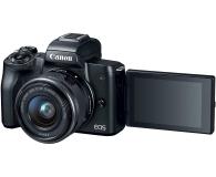 Canon EOS M50 czarny+ M15-45mm F3.5-6.3 IS STM+ M22mm - 646537 - zdjęcie 7