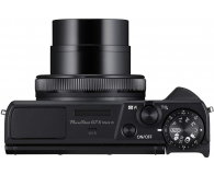 Canon PowerShot G7X Mark III czarny - 647074 - zdjęcie 3