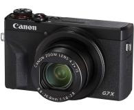 Canon PowerShot G7X Mark III czarny - 647074 - zdjęcie 2