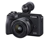 Canon EOS M6 II+ M15-45mm F3.5-6.3 IS STM+ EVF  - 646528 - zdjęcie 1