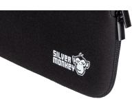"""Silver Monkey EasySleeve etui na laptopa 15,6"""" czarne - 608403 - zdjęcie 5"""