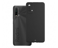 3mk Matt Case do Xiaomi Redmi 9T czarny - 649821 - zdjęcie 1