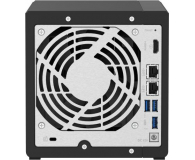 QNAP TS-451D2 (4xHDD, 2x2-2.9GHz, 4GB, 4xUSB, 2xLAN) - 641622 - zdjęcie 4