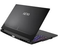 Gigabyte AERO 15 OLED i7-11800HK/32GB/1TB/W10P RTX3070 - 658233 - zdjęcie 5
