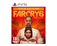 PlayStation Far Cry 6 - Gold Edition - 659981 - zdjęcie 1