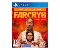 PlayStation Far Cry 6 - Gold Edition - 580068 - zdjęcie 1