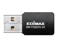 Edimax EW-7722UTN V3 (802.11b/g/n 300Mb/s) - 655398 - zdjęcie 2