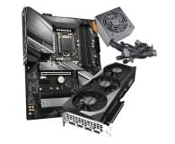 Gigabyte Pakiet: RTX3070 GAMING OC + Z590 + 700W 80+Bronze - 660066 - zdjęcie 1