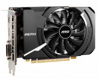 MSI GeForce GTX 1650 D6 AERO ITX OC 4GB GDDR6 - 661011 - zdjęcie 2
