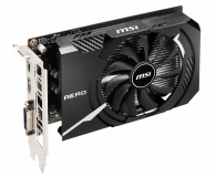 MSI GeForce GTX 1650 D6 AERO ITX OC 4GB GDDR6 - 661011 - zdjęcie 4