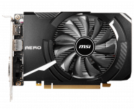 MSI GeForce GTX 1650 D6 AERO ITX OC 4GB GDDR6 - 661011 - zdjęcie 3