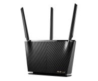 ASUS RT-AX68U (2700Mb/s a/b/g/n/ac/ax, 2xUSB) - 650985 - zdjęcie 3