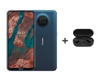 Nokia X20 Dual SIM 8/128 niebieski 5G+Nokia Lite Earbuds - 657670 - zdjęcie 1